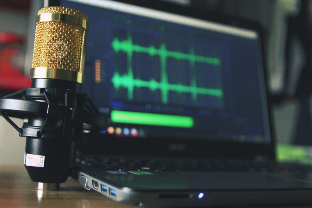 Comment enlever le bruit de fond d'un micro ?