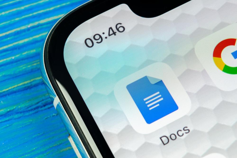 Google Docs : le leader du traitement de texte