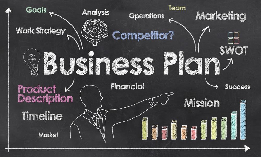 Que doit contenir le business plan?